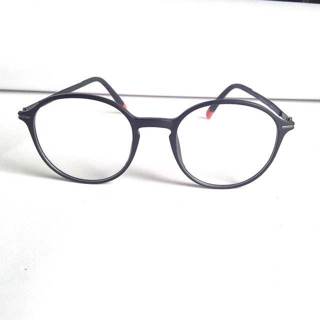 3ccfc8c3c473b8 2017 pequenos óculos redondos mulheres óculos claros armações de óculos  mulheres armação tr90 parágrafo oculos de grau feminino redondo 12 pcs em  de no ...