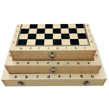 Buy Best Hot Top Quality Wooden Folding Magnetic Chess Set Solid Wood Chessboard Magnetic Pieces Entertainment Board Games Children Gifts-
