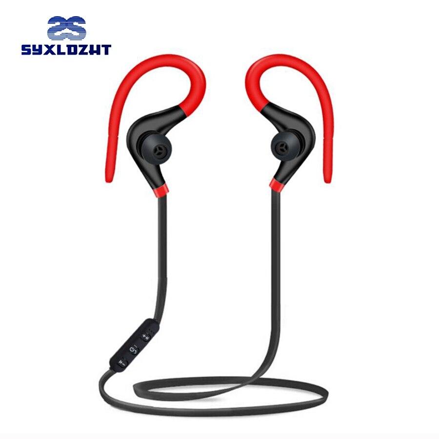 SYXLDZH Bluetooth Kopfhörer Sport Drahtlose Kopfhörer Bass Fone De Ouvido Bluetooth Earbuds Headset Blutooth kulakl k Für Telefon