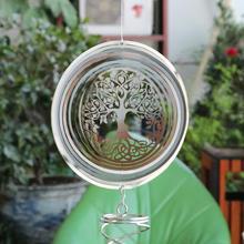 Ветряные колокольчики из нержавеющей стали используется для украшения дома и сада и украшения зеркал из нержавеющей стали
