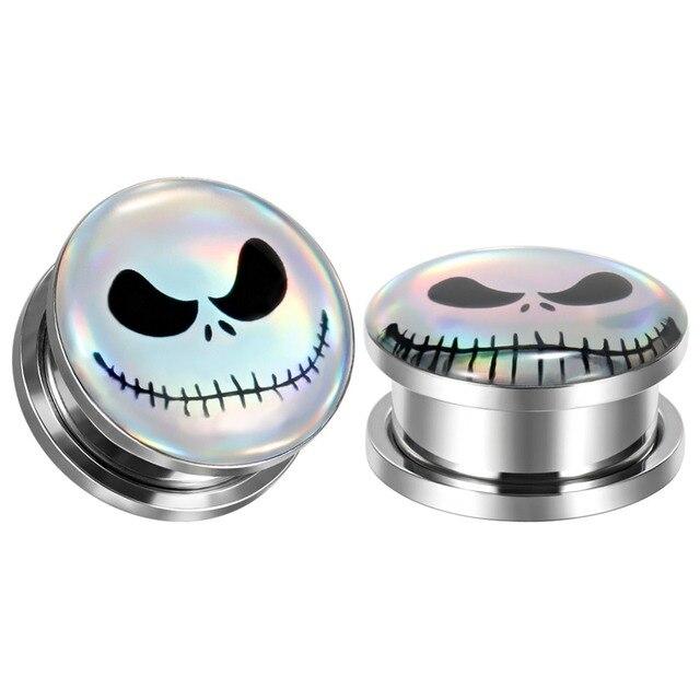 Купить кольцо kubooz пирсинг в ухо расширитель штекера калибр туннель картинки