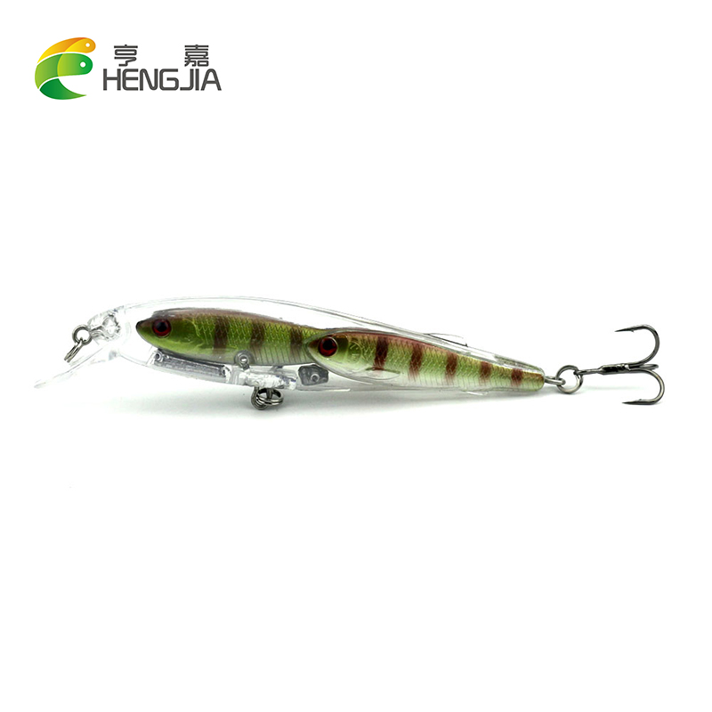 1PCS Minnow Wobbler Fishing Lures Fishing Tackle Group Fishes Crankbait Pike Lure Freshwater Hard Baits Swim Bait