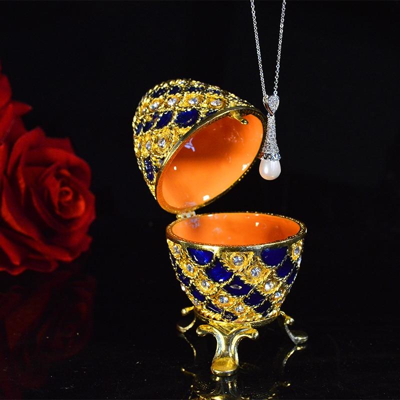 Faberge Egg үйінің әшекейлеріне жаңа - Үйдің декоры - фото 5