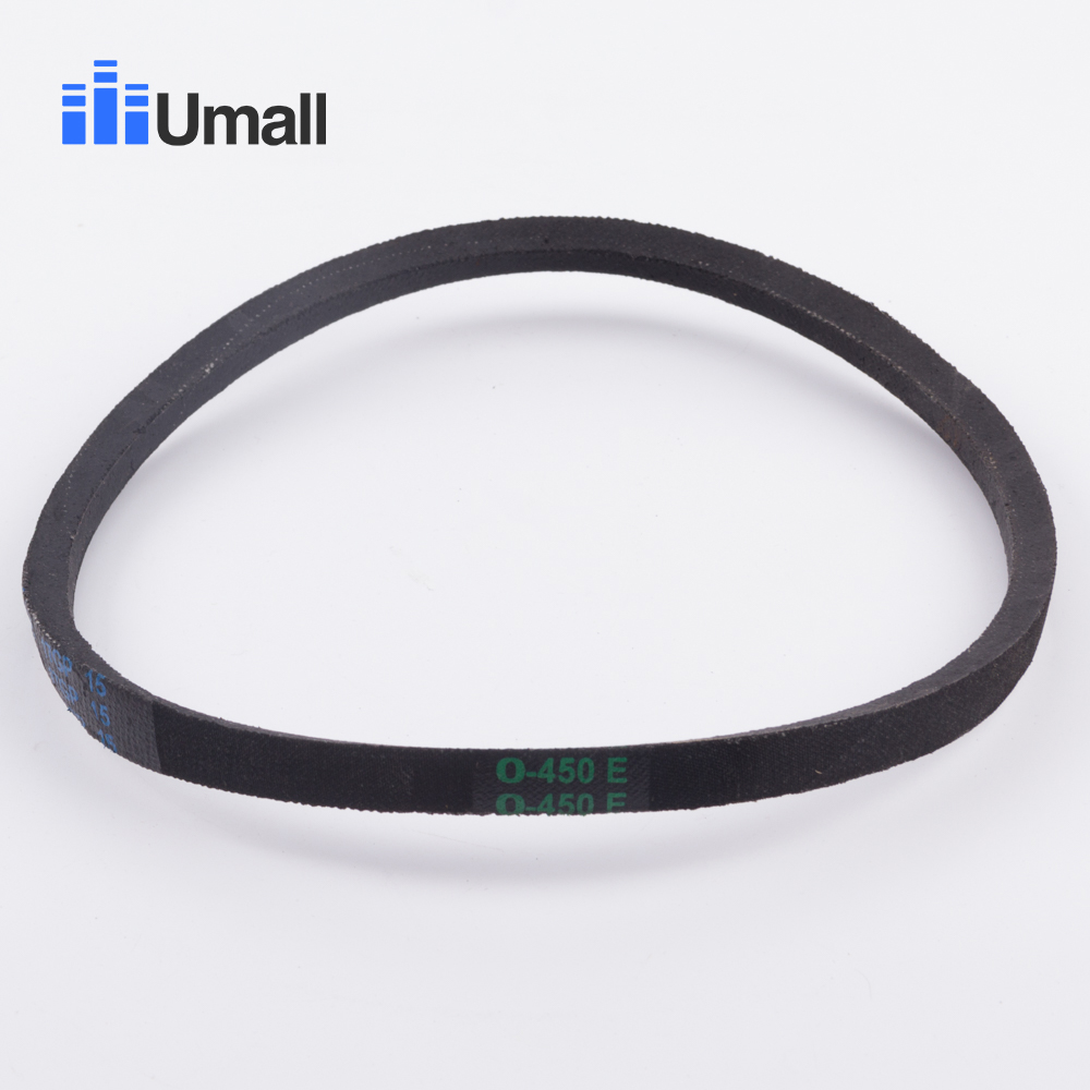 Universal Washing Machine Rubber Drive Belt O450E Washer Motor Rubber Drive Belt Washing Machine Improvements Small Components