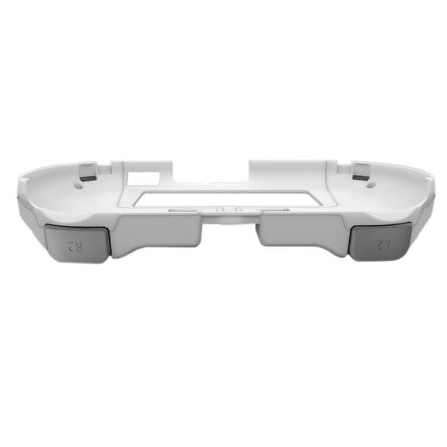 Uchwyt ręczny Joypad stojak na telefon ochraniacz na drążek skrzyni biegów z L2 R2 przycisk wyzwalacza dla PSV 2000 PSV2000 ps vita 2000 Slim gry Conso