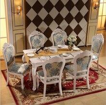 high quality  European modern dinner table set