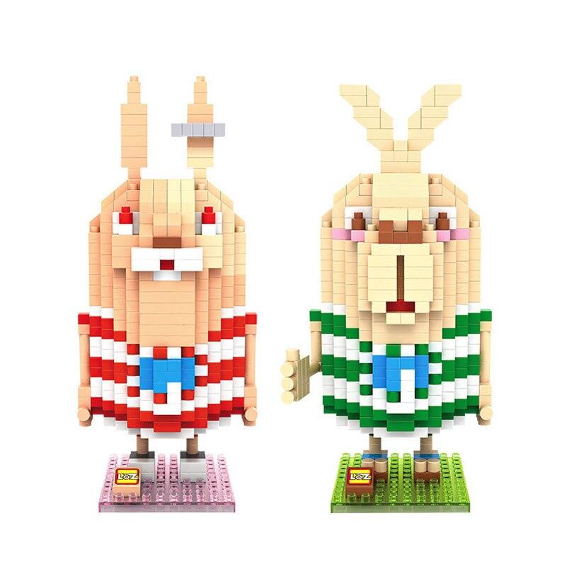 Creative Uses For Bricks: New Enlighten Bricks DIY Creative Mini 3D Toys Colorful