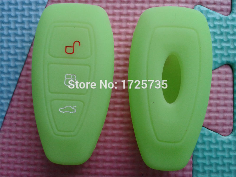 Aliexpress.com  Buy 1pcs of New Replacement Silicone car key case cover holder For ford Fiesta Focus Mondeo C Max B Max Kuga Silicone Smart Key case from ... & Aliexpress.com : Buy 1pcs of New Replacement Silicone car key case ... markmcfarlin.com