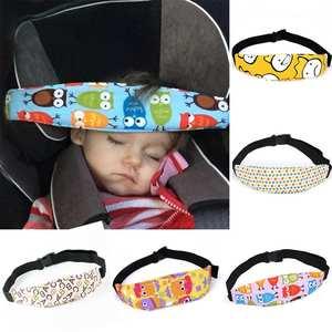 Belt-Strap Stroller Safety 10pc/Lot Protective-Band Car-Seat Sleep-Nap Anti-Shaking Baby