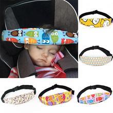 Belt-Strap Stroller Anti-Shaking Safety 10pc/Lot Protective-Band Car-Seat Sleep-Nap Baby