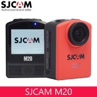 SJCAM M20 4K 24fps Gyro Action Camera Wifi Waterproof 30M Remote Control Mini Sport DV Camcorder with Extra Accessories Option