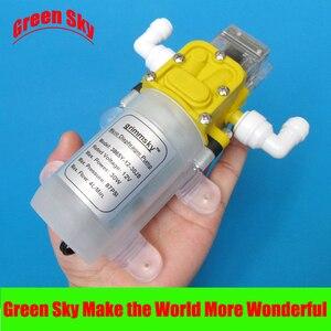 4L/мин 30 Вт очиститель воды под давлением 12В маленький мембранный насос