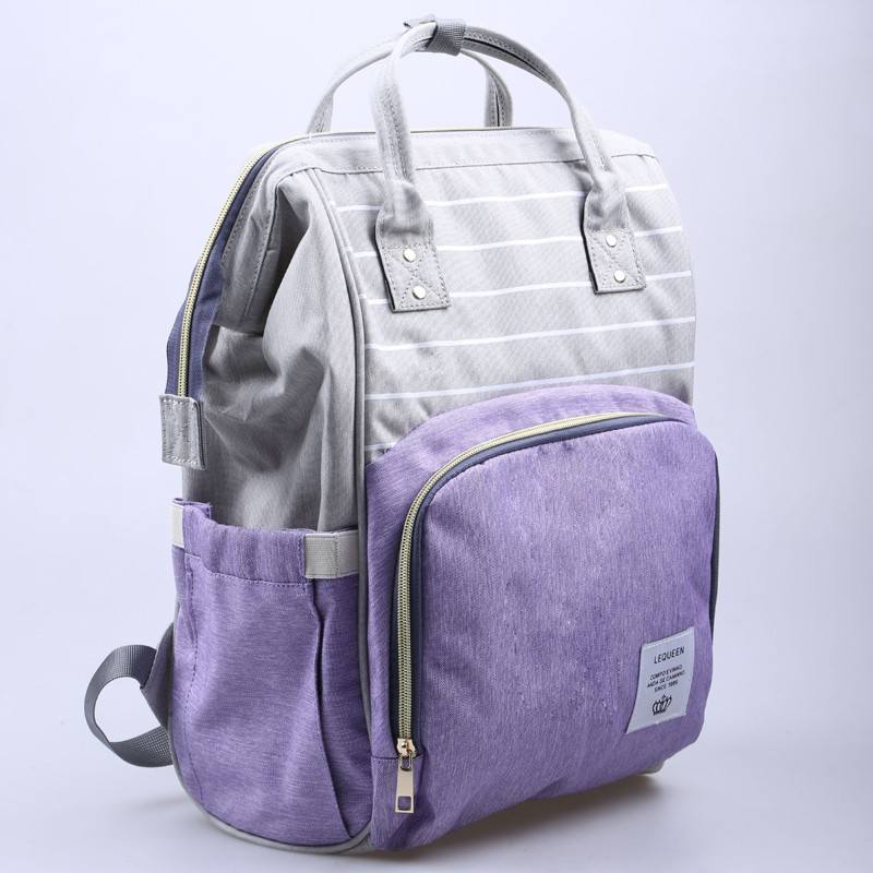 2018 New Diaper Bag Mummy Maternity Nappy Bag Large Capacity Baby Bag Travel Backpack Nursing Bag for Baby Care M3 lady travel backpack large capacity mummy bag maternity nappy bag for baby care baby nursing bag lk mb 1108p01