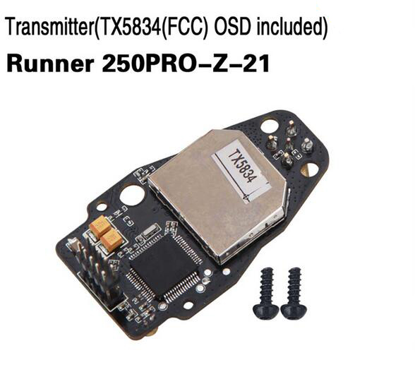 Walkera Runner 250PRO-Z-21 Transmitter TX5834 for FPV Racing Quadcopter  Accessaries летняя шина cordiant road runner ps 1 185 65 r14 86h