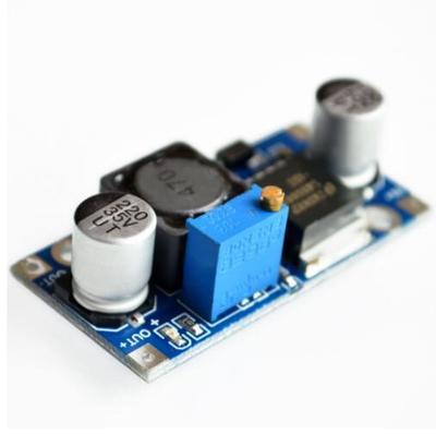 5pcs/lot DC-DC Step Down Converter Module LM2596 DC Adjustable Voltage Regulator newIn Stock