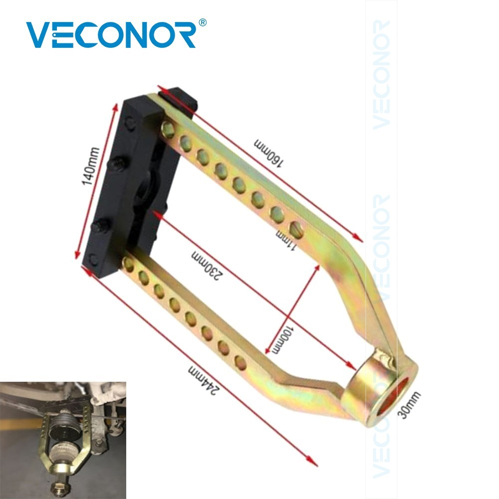 CV Joint Assembly Removal Tool Ball Joint Remover Car Transmission Drive Shaft Puller Propshaft Separator Tool