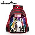 High Quality  Big Hero 6 Children's School Bags For Kid Boys Printing Primary Cartoon Backpack Mochila