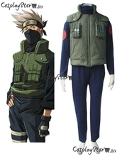 Naruto Hidden Leaf  Village Of Konoha Jounins Uniform