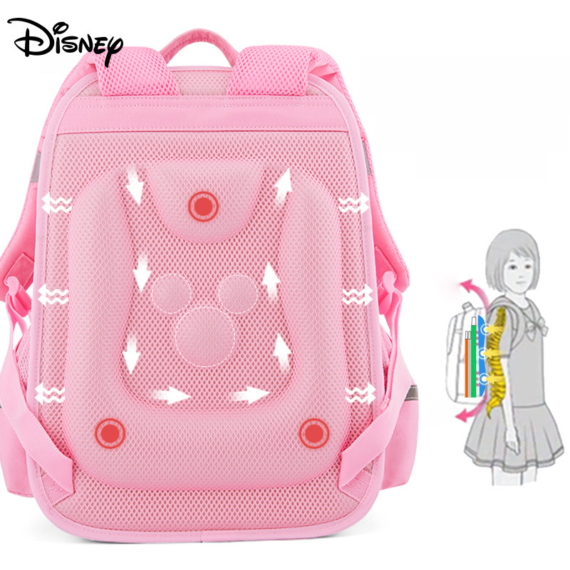 Image 4 - 디즈니 정형 외과 패션 만화 미니 배낭 Mochila Escolar 어린이 백팩 십대 소녀를위한 초등 어린이 Schoolbag-에서학교가방부터 수화물 & 가방 의