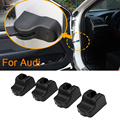 4pcs/lot Car styling Door Check Arm Protection Cover For Audi A3 A4 A5 A6 A7 A8 S5 Q3 Q5 TT TTS