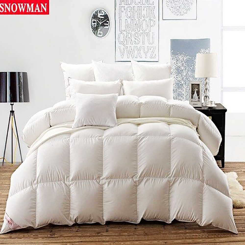 Snowman Bedding Twin Queen King Size100 Cotton Cover 100