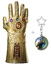 Yacn infinity gauntlet glove costume&  gauntlet avengers infinity war thanos glove for men kids cosplay