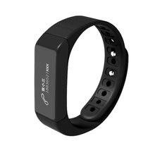 3 цвета I5 плюс Смарт Браслет Bluetooth 4.0 Водонепроницаемый Экран фитнес трекер здоровье браслет сна монитор Смарт часы