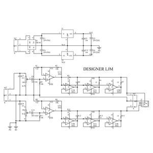 Image 3 - P7 SE 15V di Bordo Preamplificatore Amplificatore Per Cuffie Bordo Finito