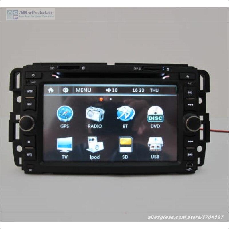 Para Hummer H2 2009 2010 2011-Aftermarket Estéreo Del Coche Radio CD Dvd GPS de