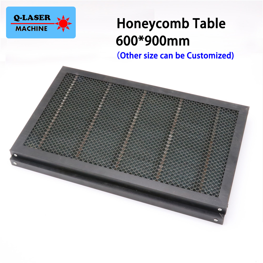 600*900mm Customize Honeycomb Wokring Table for 6090 Laser Engraving and Cutting Machine