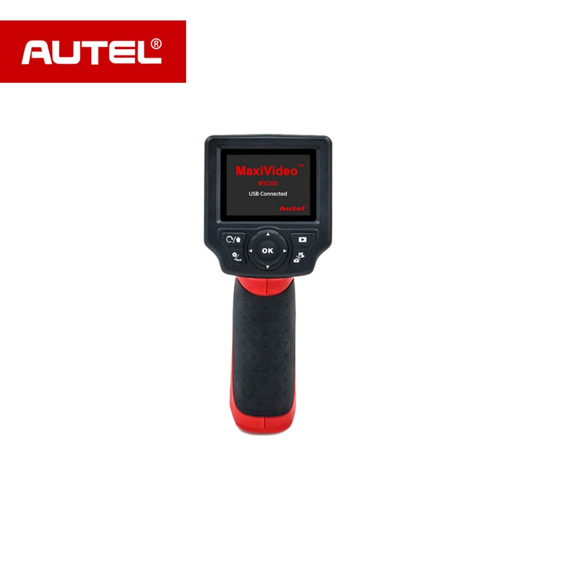 Autel Maxivideo MV208 Digital Videoscope 8 5mm 5 5mm Diameter Imager Heads Record Still Images and