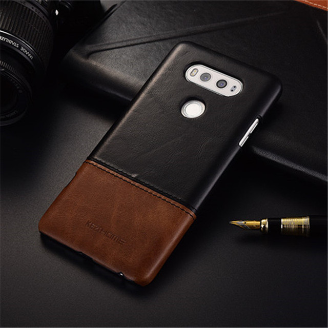 separation shoes aaed3 6d251 US $11.98 |Luxury brand thin vintage genuine leather back cover case For LG  V20 phone cases and covers LGV20 shell-in Fitted Cases from Cellphones & ...