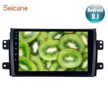 Seicane Per 2006 2007 2008 2009 2010-2012 Suzuki SX4 Android 8.1 2din Car Multimedia Player Radio di Navigazione GPS specchio link