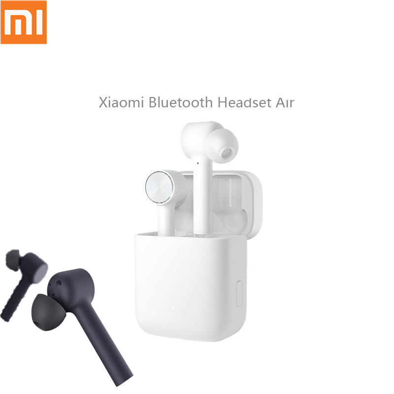 Original Xiaomi Air TWS Airdots Pro Earphone Bluetooth Headset Stereo ANC Switch ENC Auto Pause Tap Control Wireless Earbuds-in Bluetooth Earphones & Headphones from Consumer Electronics
