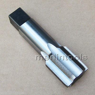 42 мм x 1,5 Метрическая HSS правая резьба кран M42 x 1,5 мм шаг