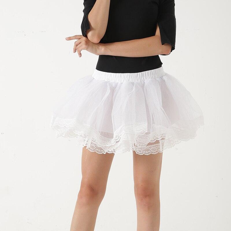 d9c6ee40f10dc Hot Sale Short Petticoat For Wedding Bud Vintage Tulle Petticoat Crinoline  Mini Underskirt Rockabilly Swing Tutu Skirt Slip-in Skirts from Women's  Clothing ...