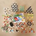 947pc molecular model LZ-23947 Large Set Inorganic/Organic molecule Models kit For University Chemistry Teacher free shipping