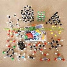 Оптовая продажа 947 шт. Молекулярная модель LZ-23947 большой набор неорганических/органических молекулы модели комплект для университета химии учит