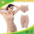 3 peças conjunto de far-infrared Underwear Térmico Sem Emenda Da Forma Respirável Longa Das Senhoras das Mulheres corpo Magro shaper Underwears Conjuntos
