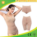 3 pieces set far-infrared Women's Thermal Underwears Fashion Seamless Breathable Long Ladies Slim  body shaper Underwears Sets