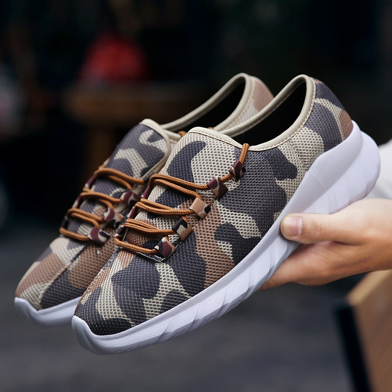 New Color Fashion Men Casual Shoes Breathable Cool Male Comfortable Mens Popular Hot Sale