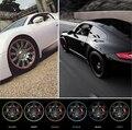 2016 Venta Caliente 8 M/Roll Car Wheel Hub Etiqueta Del Neumático de Coche decoración Styling Gaza Llanta del Neumático Del Coche de Protección Cubre Accesorios de Auto