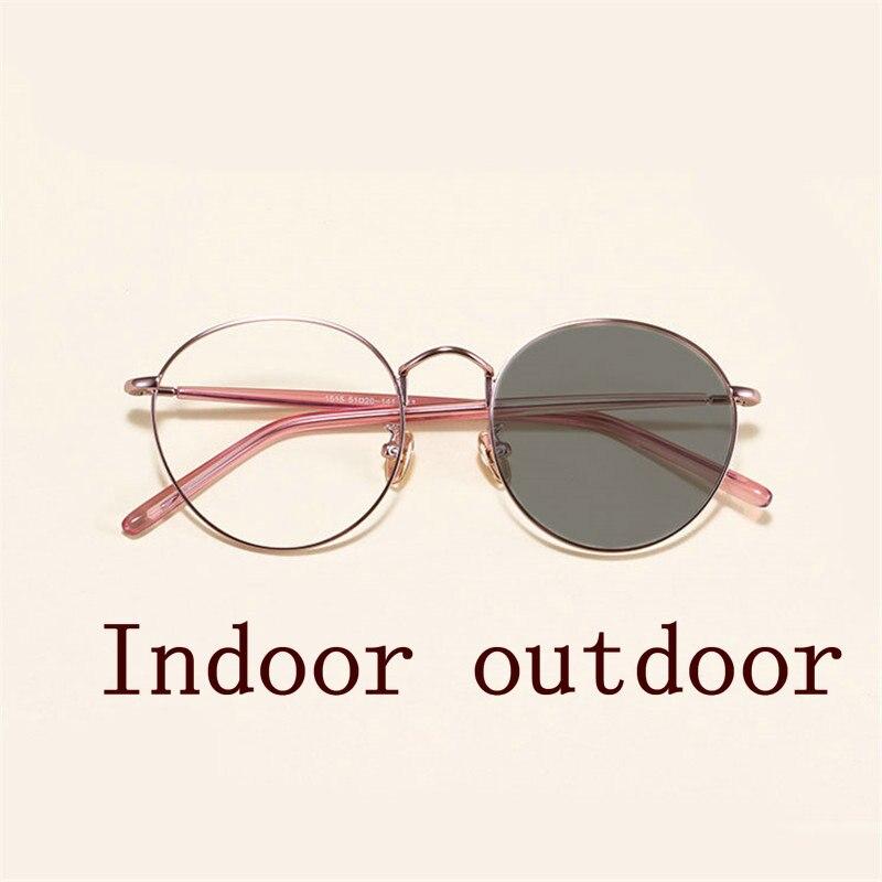 Солнцезащитные фотохромные очки для чтения с переходом, асимметричные прогрессивные очки для чтения, мужские очки для дальнозоркости, фмл