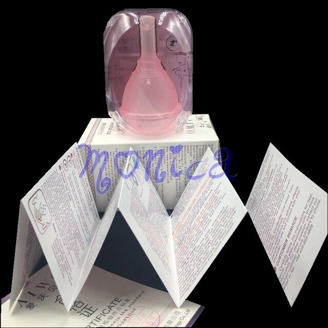 medical grade silicone menstrual cup feminine menstruation health care coupe menstruelle diva cup copo menstrual de silicone