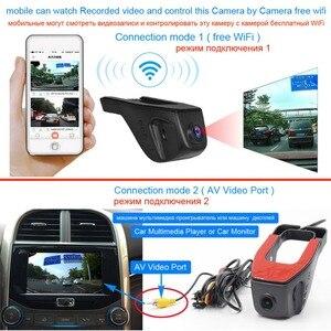 Image 3 - XCGaoon Wifi 170 תואר רכב DVR מקליט וידאו מצלמת וידאו דאש מצלמה 1080P לילה גרסת Novatek 96655 להשתמש SONY 322 חיישן