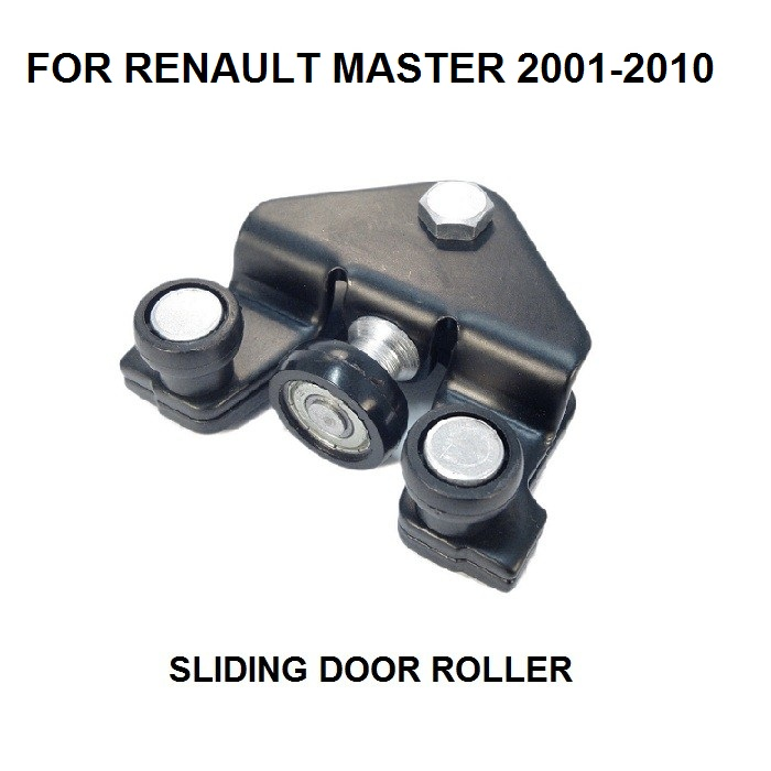 FOR RENAULT MASTER 2001-2010 LOWER RIGHT OR LEFT SIDE SLIDING DOOR ROLLER NEW