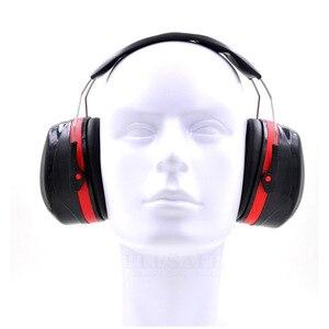 Image 5 - מתקפל ראש אטמי אוזניים נגד רעש אוזן מגן NRR 30dB לעבודה מחקר שינה עץ ירי שמיעה הגנת אוזן בטיחות