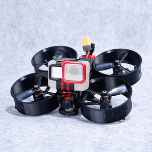 Image 4 - iFlight MegaBee Frame SucceX F4 Flight Controller 35A 4 IN 1 ESC XING 1408 3600KV Brushless Motor addx.us Ratel Camera For Drone