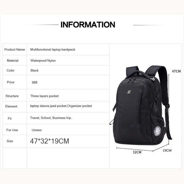 Crossten Urban Brief Style laptop bag 16 1