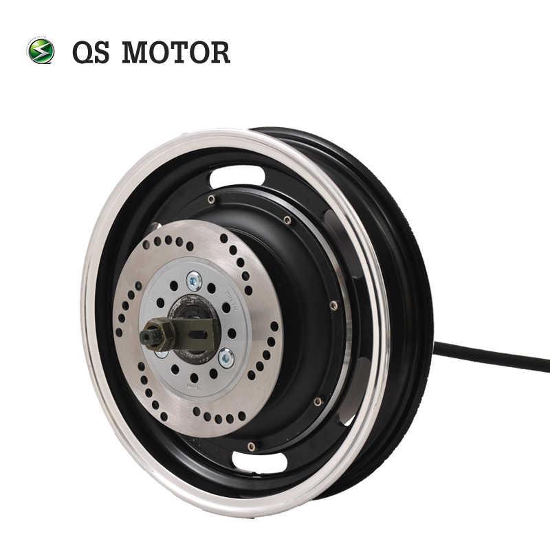 Qsmotor 3000w 138 70h Electric Bike Mid Drive Motor Kit